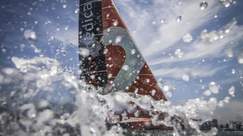 June 04, 2015. ProAm Race in Lisbon. Team Alvimedica  Foto: Ainhoa Sanchez / Volvo Ocean Race