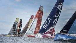 Ricardo Pinto / Volvo Ocean Race