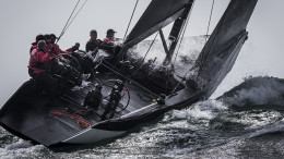 RC44 Cascais World Championship - 04/10/15 - 4 Oct 2015  Credit: Martinez Studio