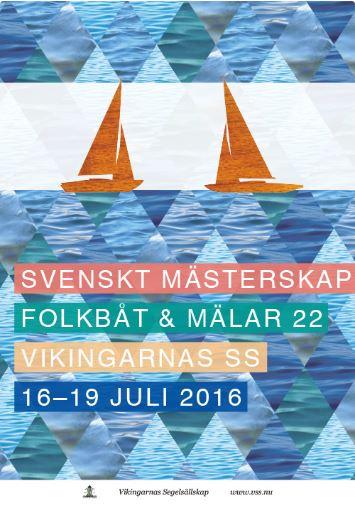 Folkbåt SM 2016