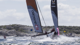 7th July 2016. World Match Racing Tour, Marstrand, Sweden. © Ian Roman/WMRT