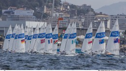 The Rio 2016 Olympic  (C) Sailing Energy / World Sailing