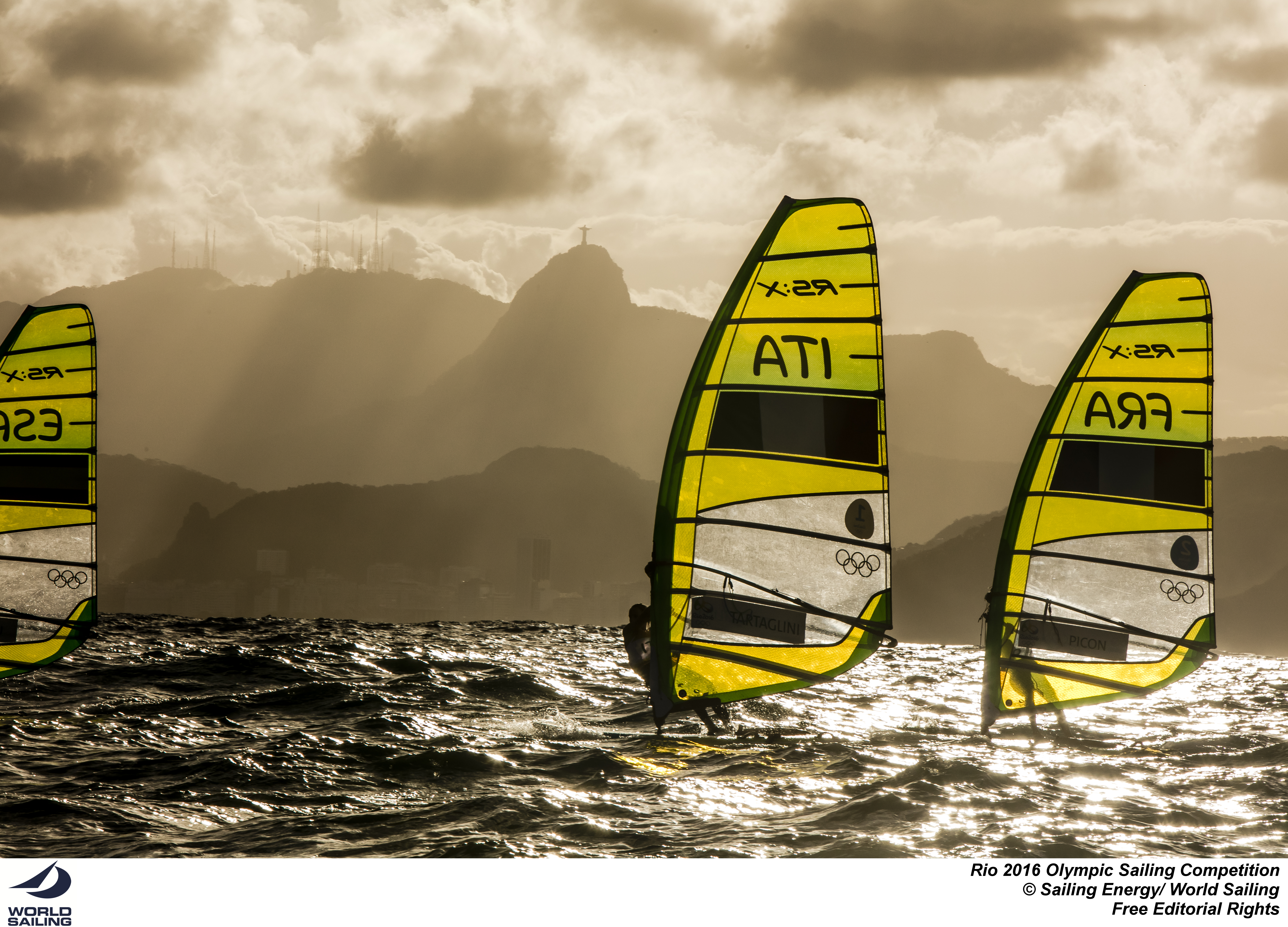 The Rio 2016 Olympic Sailing Competition  (C) Sailing Energy