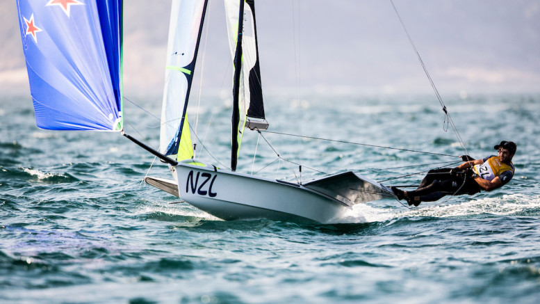 The Rio 2016 Olympic Sailing Competition © Sailing Energy / World Sailing