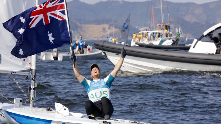 The Rio 2016 Olympic Sailing Competition ©Sailing Energy / World Sailing