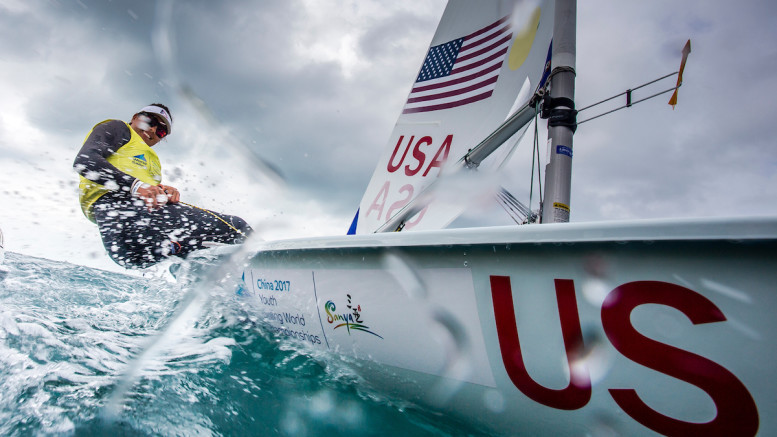 Sanya, China is hosting the Youth Sailing World Championships, the 47th edition, from 9 to 16 December 2017. More than 380 sailors from 62 nations sailing in more than 260 boats across nine disciplines will compete in Sanya © ©Jesus Renedo / Sailing Energy