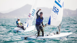 Sanya, China is hosting the Youth Sailing World Championships, the 47th edition, from 9 to 16 December 2017. More than 380 sailors from 62 nations sailing in more than 260 boats across nine disciplines will compete in Sanya © Tomas Moya / Sailing Energy