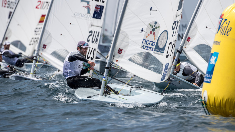Hyères, France is hosting the third round of the 2018 World Cup Series. More than 830 sailors from 46 nations, sailing in one Para World Sailing event and the ten Olympic classes will race in the French town from 22-29 April 2018. © Richard Langdon/Sailing Energy/World Sailing