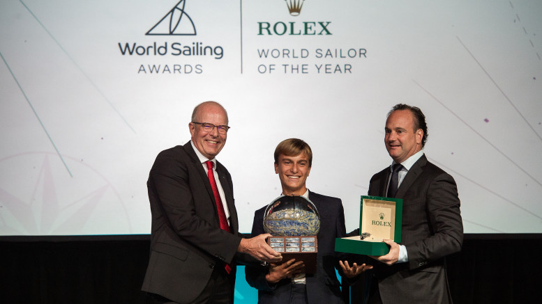 Photo: World Sailing World Sailing Copy Right